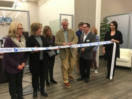 Striglos Shows Off New First-Floor Showroom