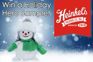 Heinkel's Holiday Hero Giveaway