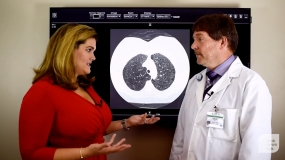 Lung Cancer with Dave Overlot