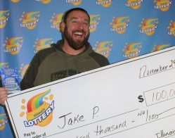 Decatur Resident Wins $100,000 Holiday Magic Lottery Prize