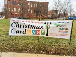 Johns Hill Entry Wins Christmas Card Lane Contest Nowdecatur