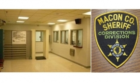 Macon County Jail to Close Visitation for Storm