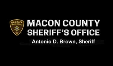 Macon Co Sheriff-Brown
