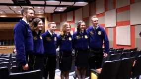 WATCH: Dwayne O. Andreas AG Academy FFA Day