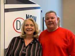 LISTEN: Mayor Julie Moore Wolfe and County Board Chair Kevin Greenfield