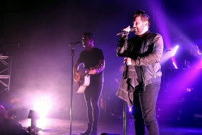 Dan and Shay to Play State Fair