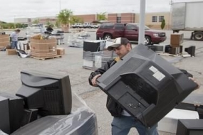 Pop-Up Electronics Recycling Event This Weekend