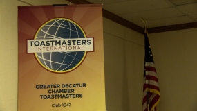 WATCH: Greater Decatur Toastmasters