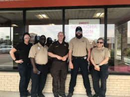 Cops on Roof Tops Raises Funds for Special Olympics