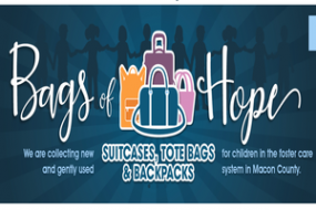 Bags of Hope For Kids In Foster Care