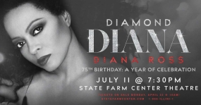 Enter To Win Dianna Ross Tickets!