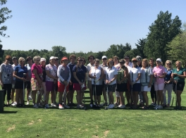 PHOTOS: Women's Wellness, Wine & Wedges