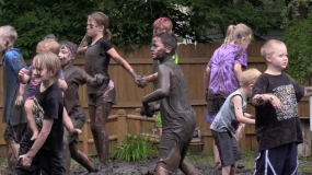 WATCH: Mud Play Day