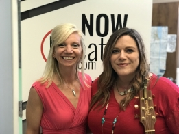 LISTEN: Amanda Pharis, Ashley Riley – Blue Rock Records Live Music