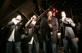 All 4 One To Play Celebration