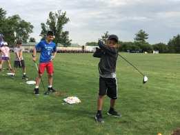City Junior Golf Tournament Tees Off This Week