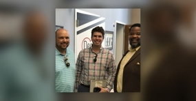 LISTEN: 'Unlisted with Harrison & Peterson' Welcomes MacArthur Principal Cordell Ingram