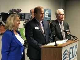 LISTEN: EDC Announces Mueller to Build New Foundry in Decatur