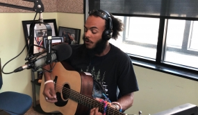 LISTEN: BlueRock Record with Cody Lee Live on TALS