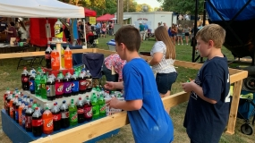 WATCH: The Blue Mound Fall Festival