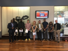 LISTEN: Industrial Job Skills Training Program Graduation