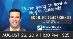 Chamber to Hold Employer Seminar on Pot