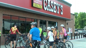 WATCH: Tour de Casey's