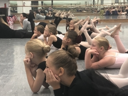 PHOTOS: MoscowBallet'sGreat Russian Nutcracker Auditions in Decatur