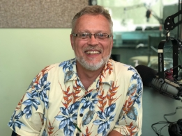 LISTEN: Arts Council's Jerry Johnson on this weekend's Arts in Central Park