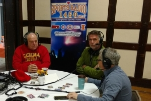 November 23, 2017 – Sports Radio 1450 Hosts 22nd Annual Walk in the Park for St. Martin de Porres