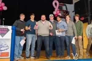 January 28, 2018- Real Men Wear Pink Awards