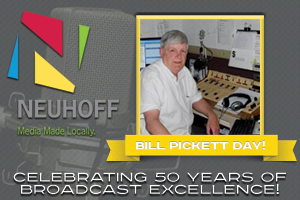 September 20, 2018 – Celebrating 50 Years of Broadcast Excellence! Bill Pickett Day!