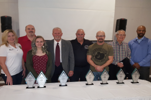 April 11, 2019 – Neuhoff Media Danville Recognized 8 Vermilion County Everyday Heroes