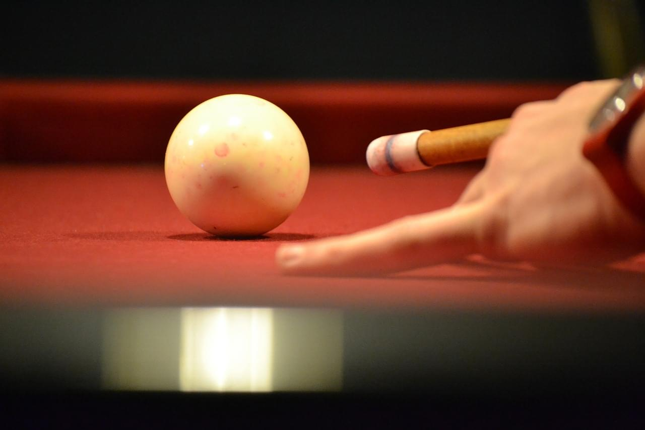 Strange Noise Disrupts Pool Tournament Match