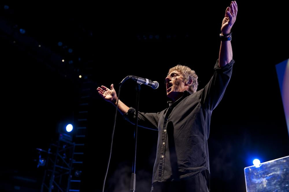 THE WHO Goes Symphonic To Kickoff Tour