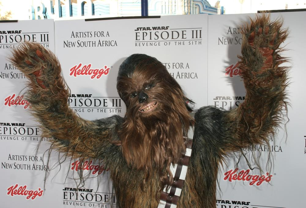 That Time Chewbacca Spoke English, Off Screen