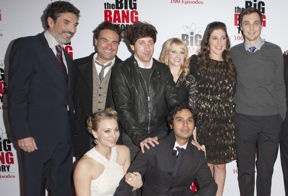"""The Big Bang Theory"" 100th Episode Celebration - Arrivals"
