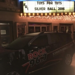 Toys For Tots Silver Ball – Castle Theatre