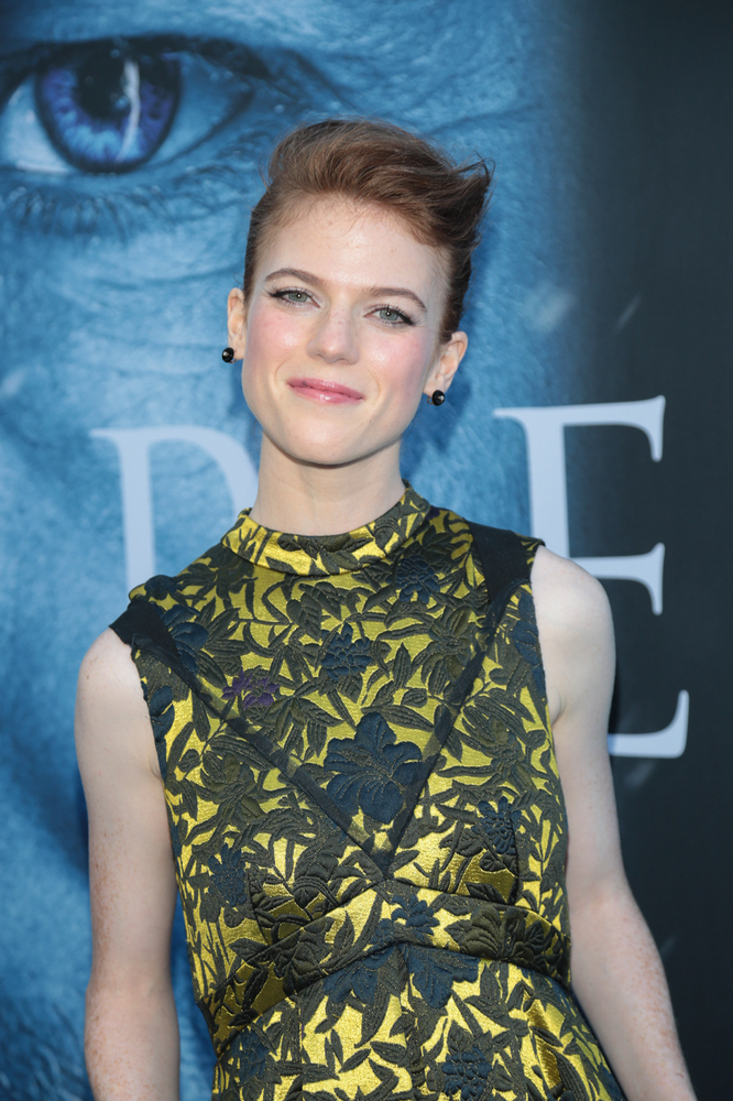 Rose Leslie (Used to play Ygritte)