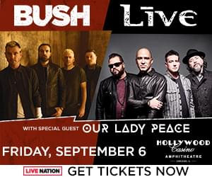 Win Tickets To See Bush And Live
