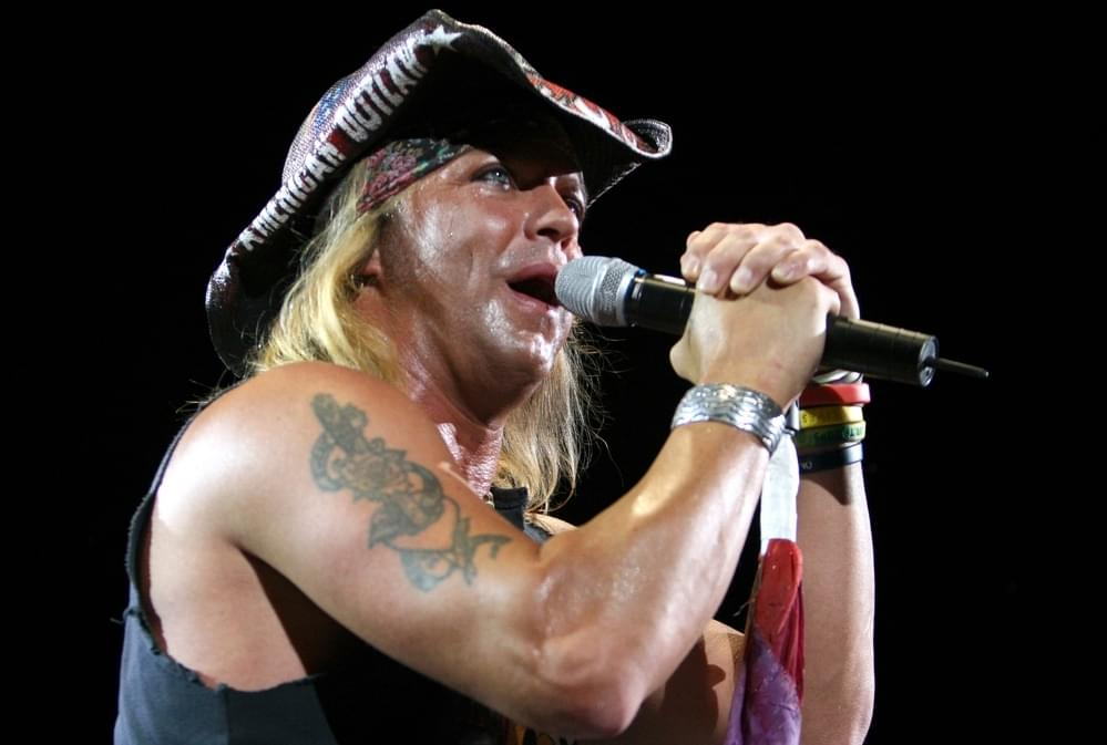 Poison Performs Live at the Verizon Wireless Music Center 2006