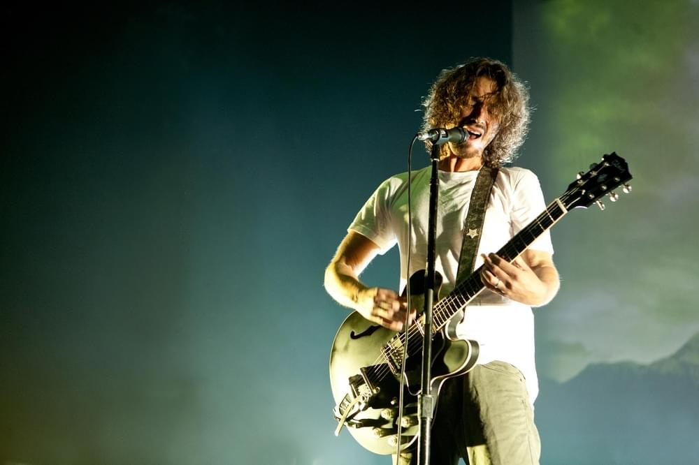 Soundgarden in Concert at the O2 Academy in London - September 19, 2013