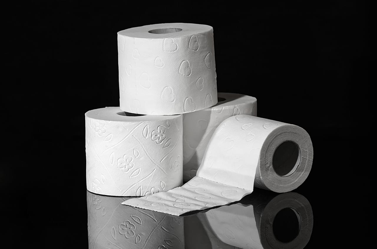 New Toilet Paper Roll Last 3 MONTHS!