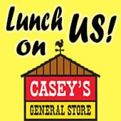 Lunch on Us from Casey's