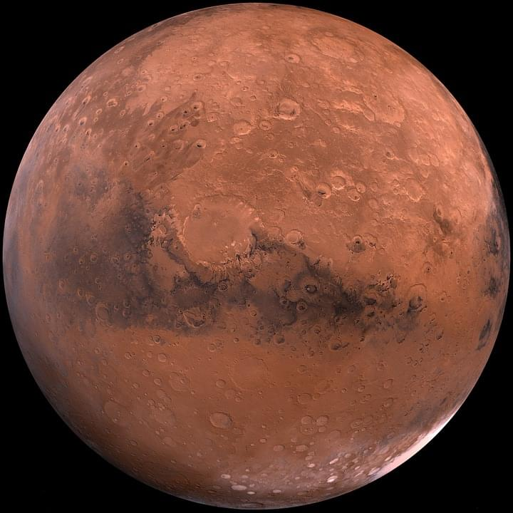 Submit Your Name to Fly to Mars