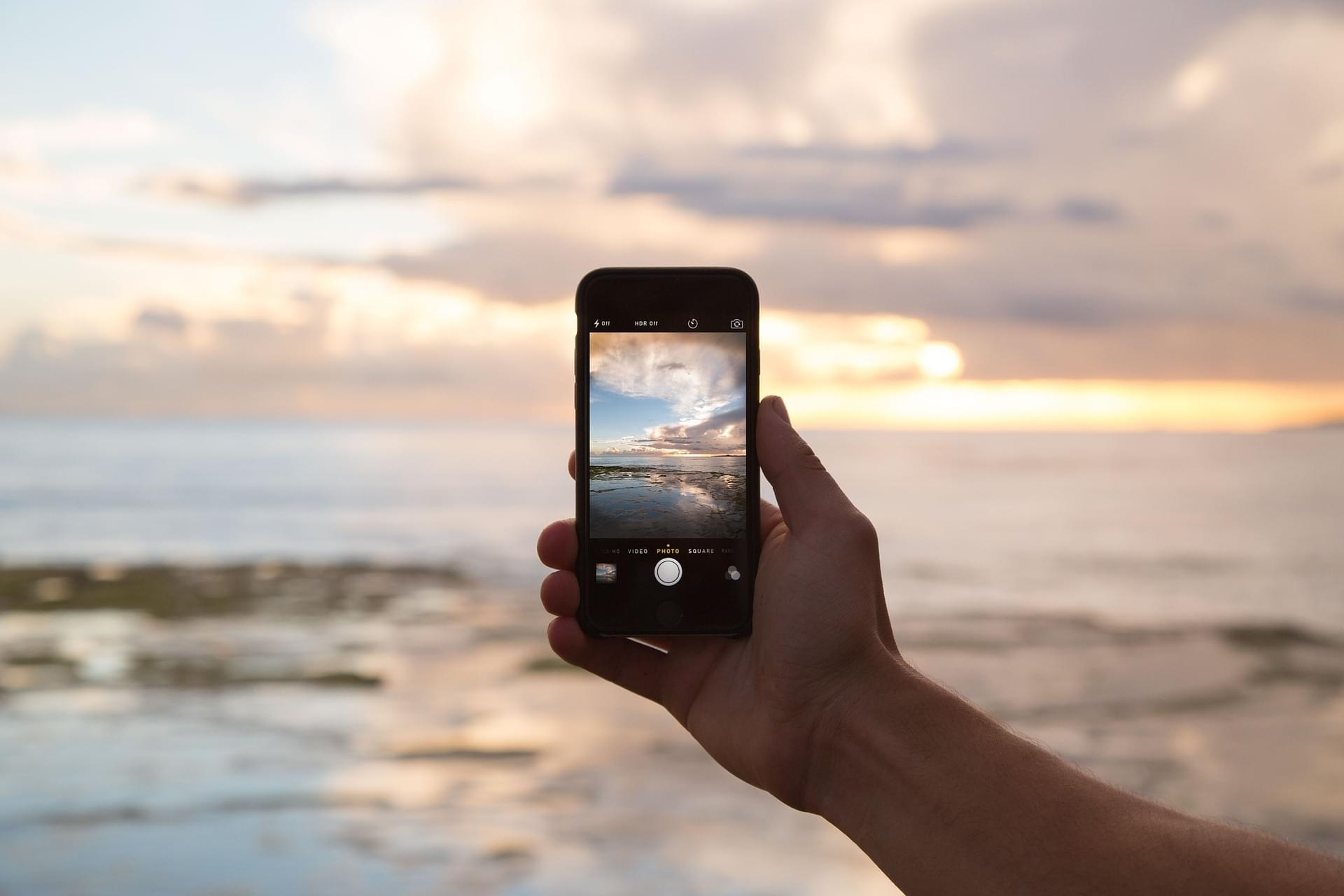 Have You Ever Missed a Life Moment Because You Were Trying to Capture It on Social Media?