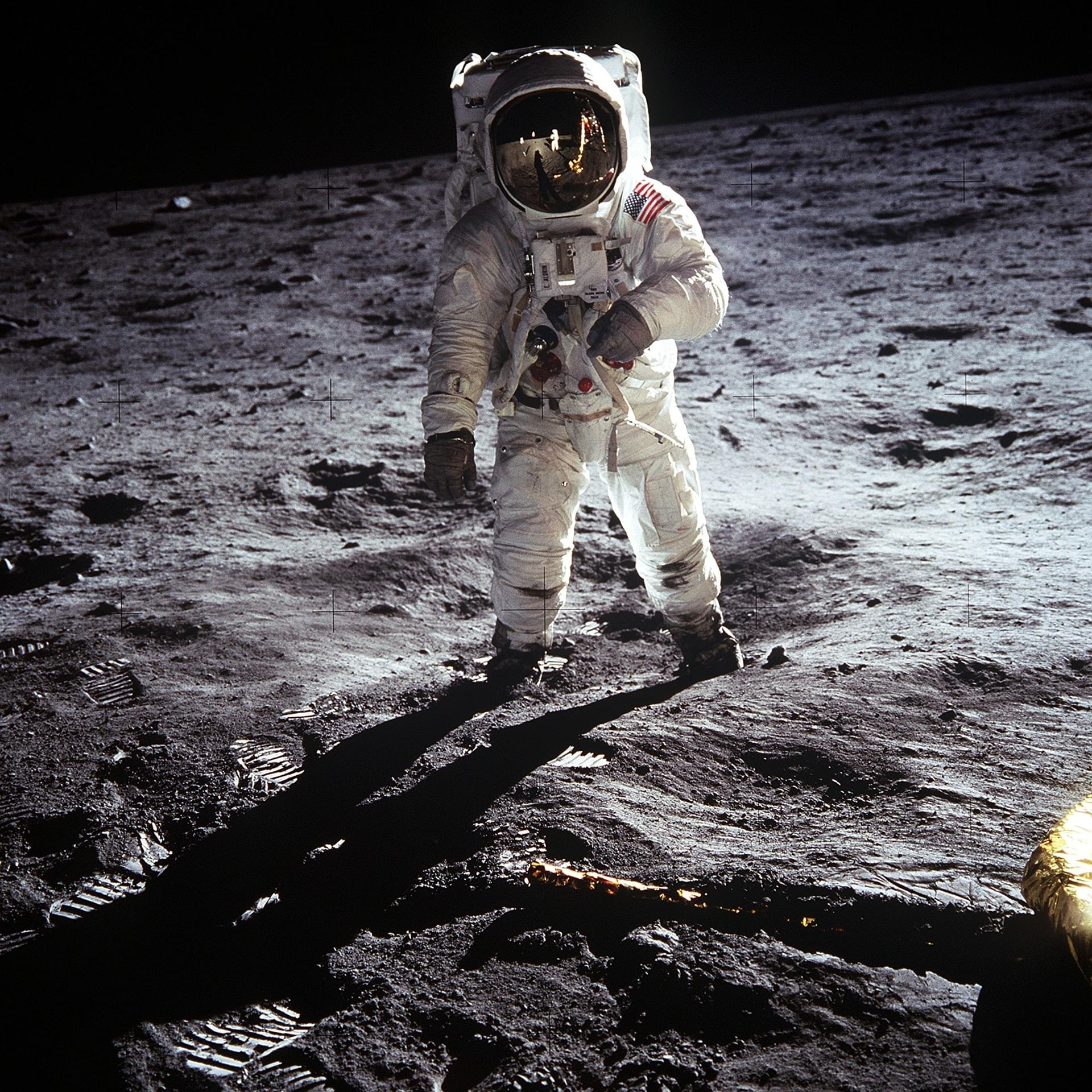 One in Five People Believe the Moon Landing Was Faked