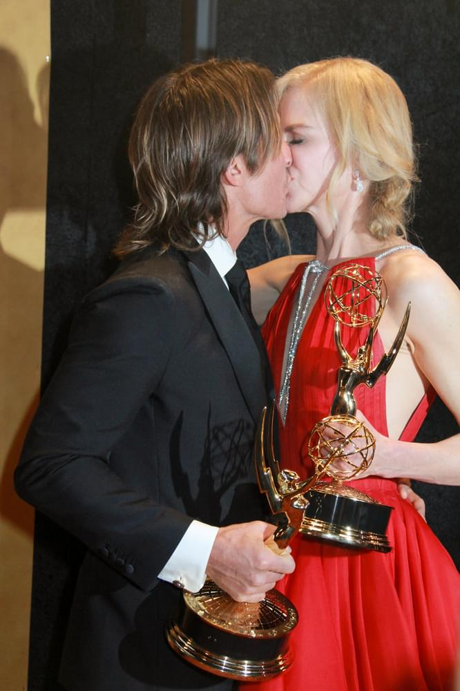 WOW!  Check out what Keith Urban says about wife Nicole Kidman!