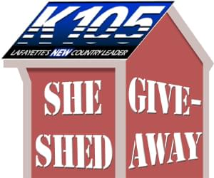 She Shed Giveaway 300x250