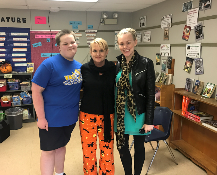 Teacher of the Month-October 2016